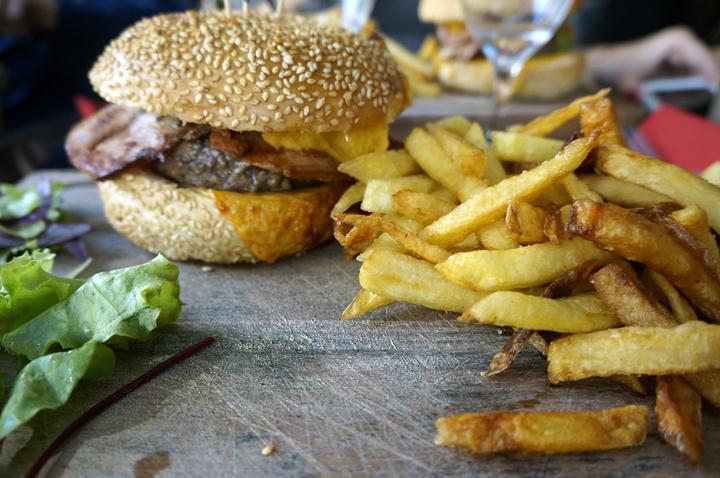 Burger La Penderie Paris avis
