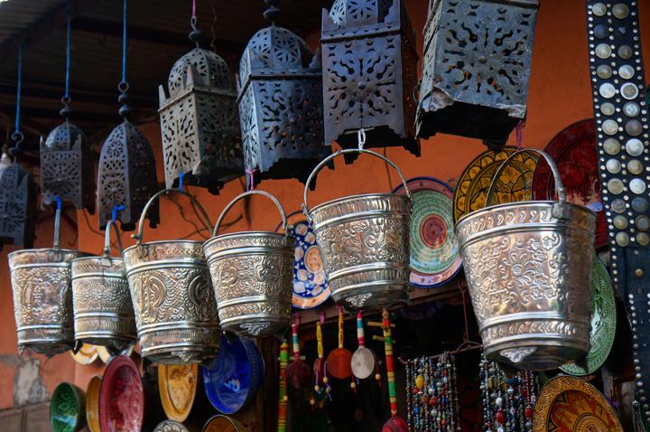 Marrakech Souk Medina Maroc