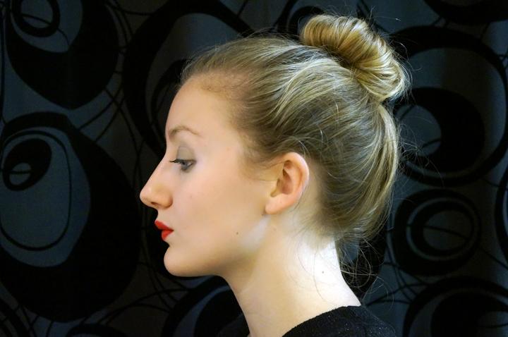 Rouge velouté sans transfert Sephora test avis 03 Strawberry kissed swatch