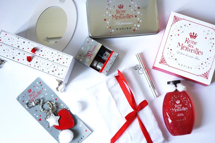 Reine des Merveilles Nocibé Noel 2013 avis collection