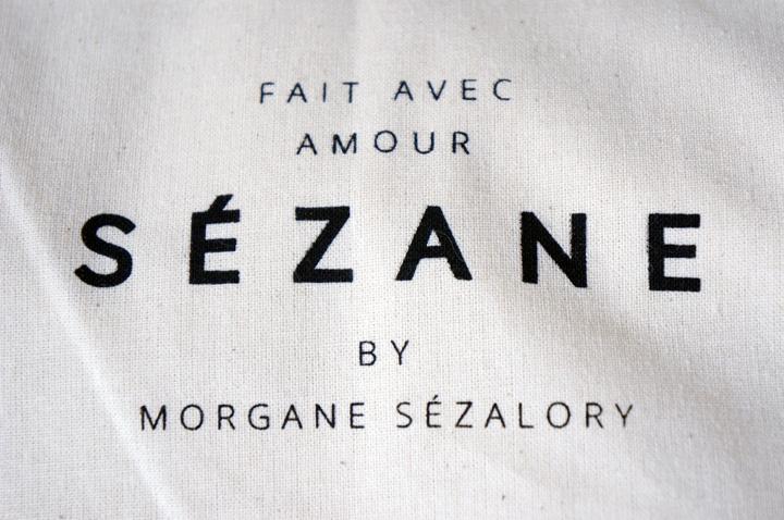 Sezane marque mode avis