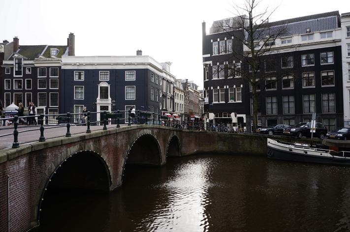 Amsterdam Weekend canaux