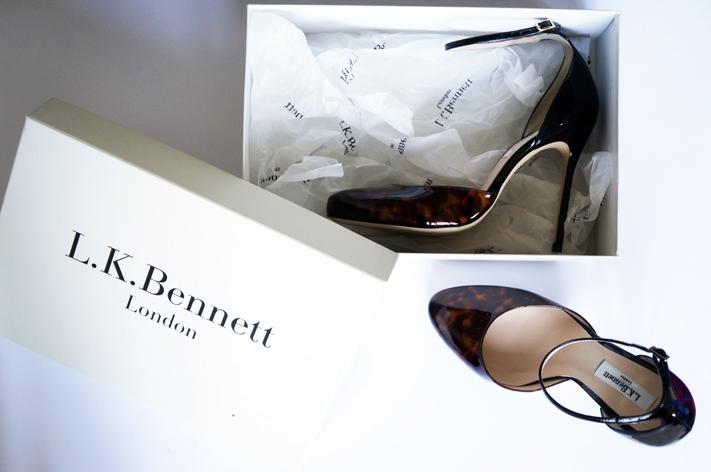 L.K. Bennett escarpins Adelina