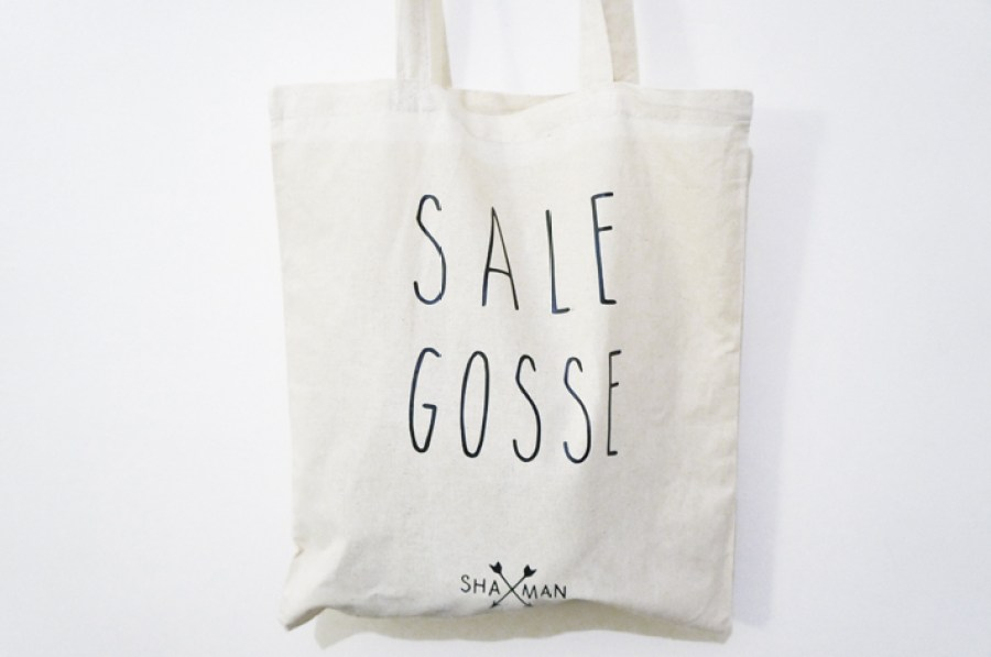 Sale Gosse Tote bag Shaman