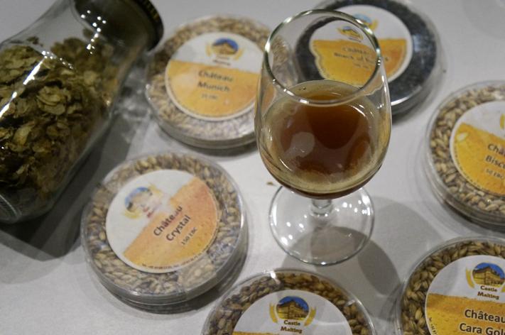 Atelier des sens Paris 10 ans - bière fromage
