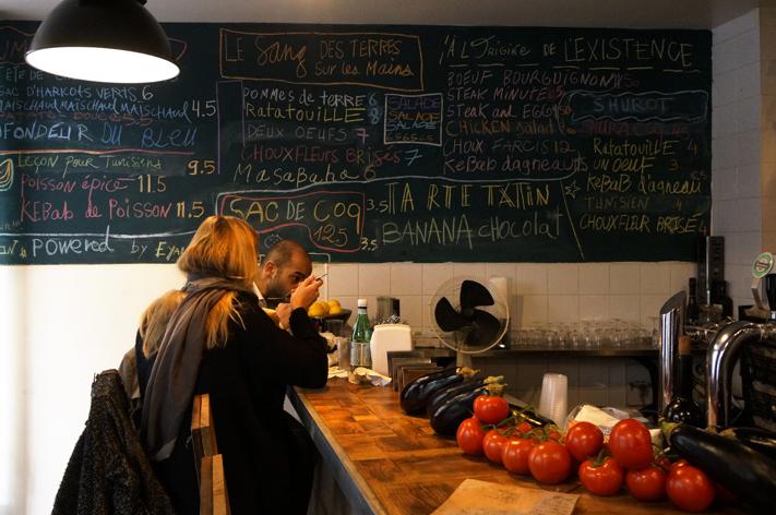 Miznon Paris Marais Pita Restaurant Avis