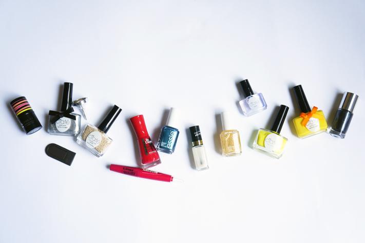Haul soldes beauté - Sephora Marionnaud Bourjois - Vernis Ciaté Essie L'Oréal Clinique