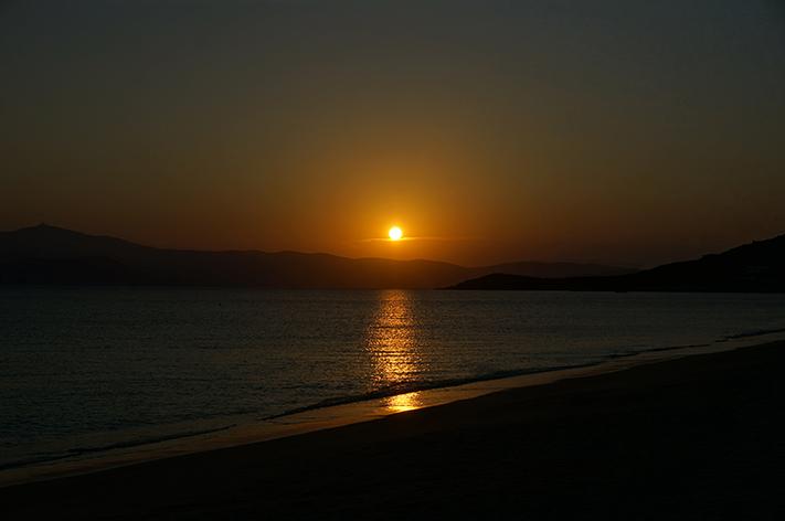 Naxos Grèce voyage avis - plage