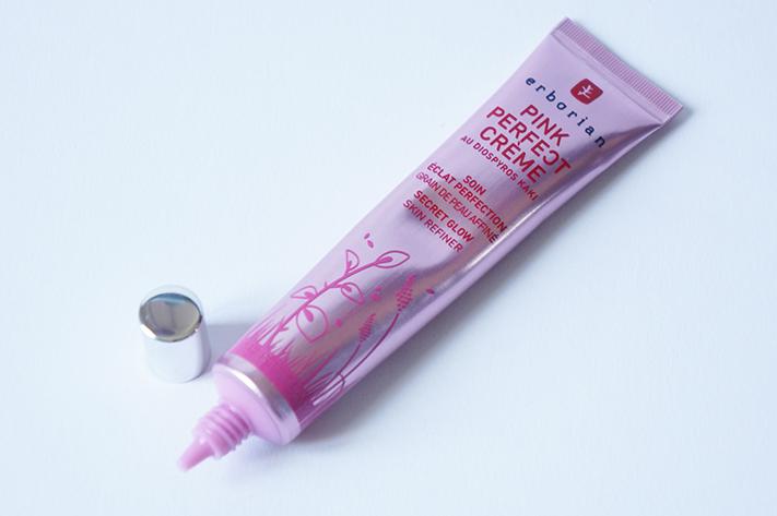 Pink Perfect Crème Soin Eclat Perfection Erborian test avis