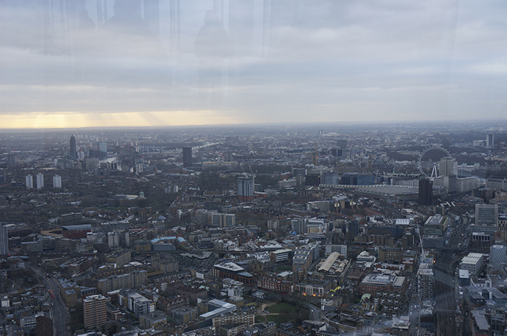 The View of The Shard - Londres