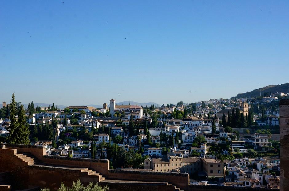 Grenade Granada Espagne - vacances (13)