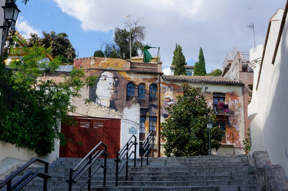 Grenade Granada Espagne - vacances (2)