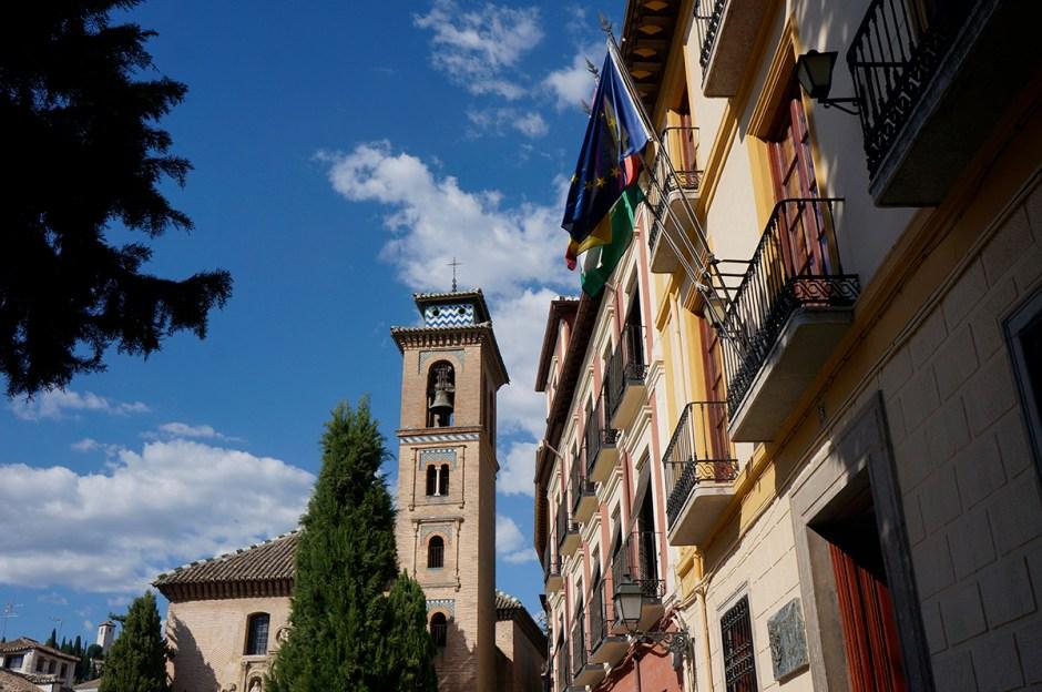 Grenade Granada Espagne - vacances (6)
