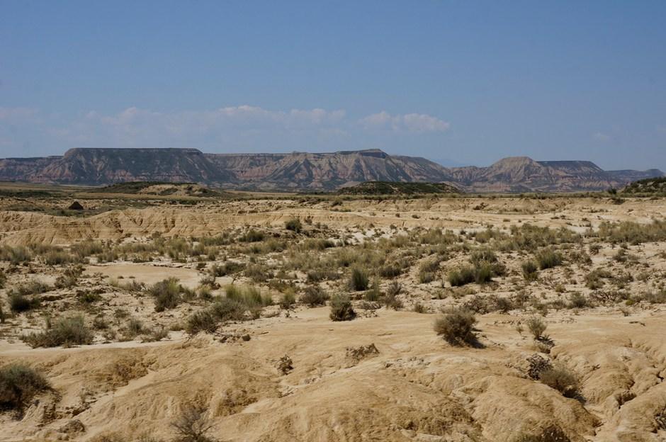 Désert Bardenas Reales Espagne