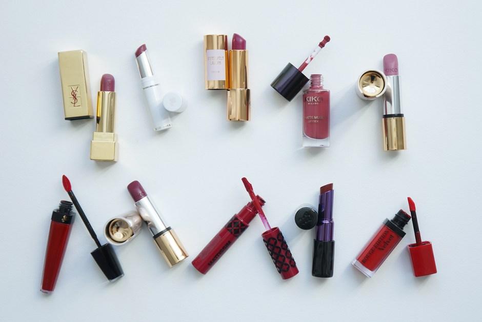 Les 10 Rouges à Lèvres De Mon Automne Soyons Futiles