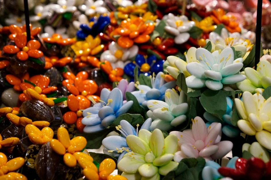 fleurs dragée Hors des Sentiers Battus 2015