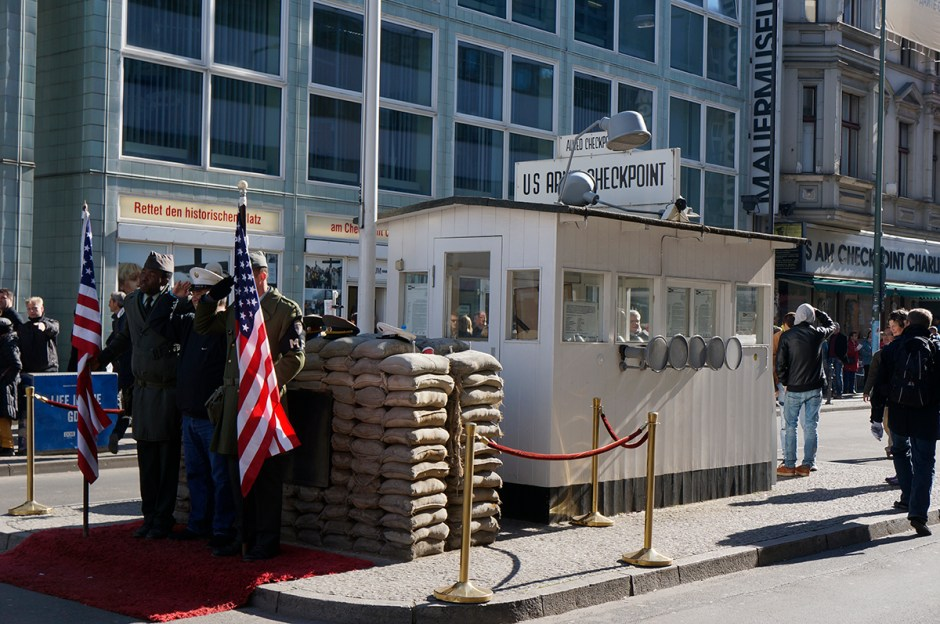 Checkpoint Charlie Berlin weekend