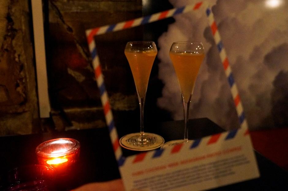 Paris Cocktail Week - le french bar Le Coq