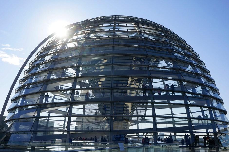 Reichstag Building - visiter Berlin weekend