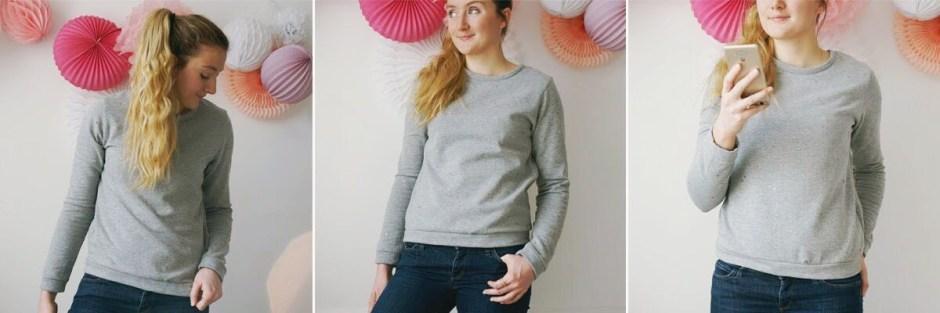 'annee Charlotte Auzou gris paillettes thermocollantes DIY couture 1