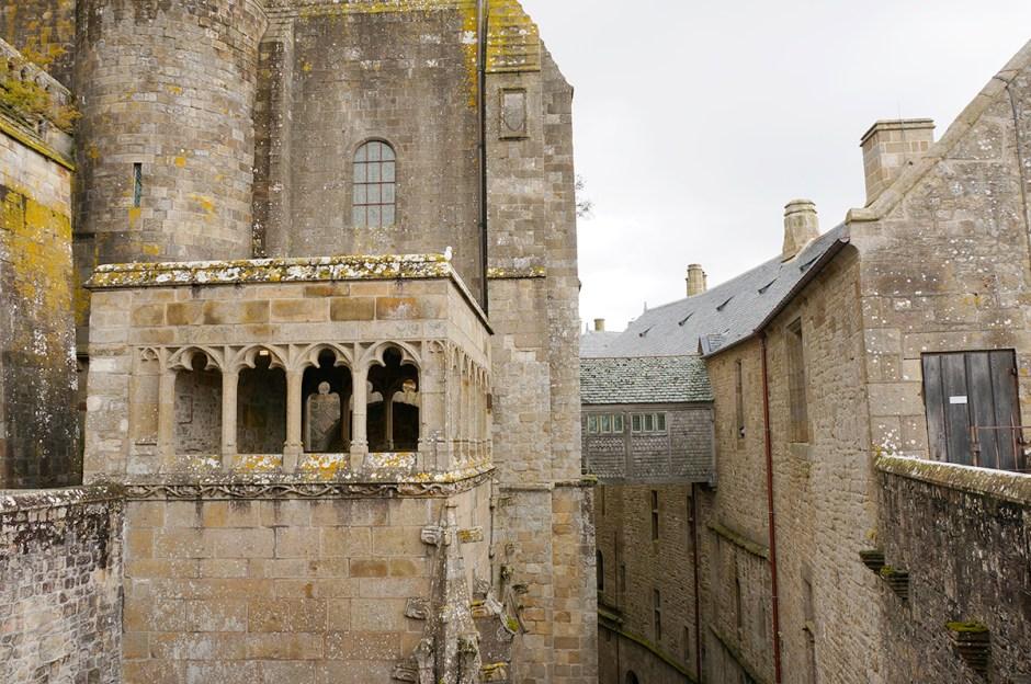 Mont Saint Michel grande maree mere poulard avis sejour abbaye visite 5