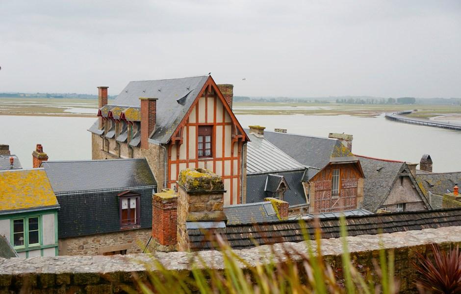 Mont Saint Michel grande maree mere poulard avis sejour ballade 13