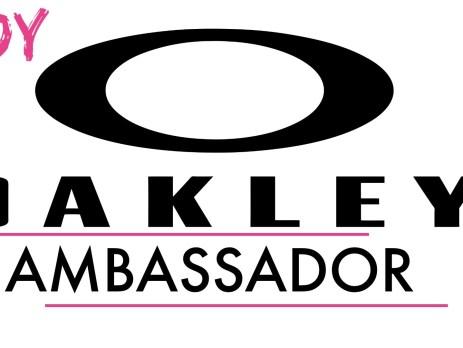 OAKLEY AMBASSADOR - Soy Óptima Salud