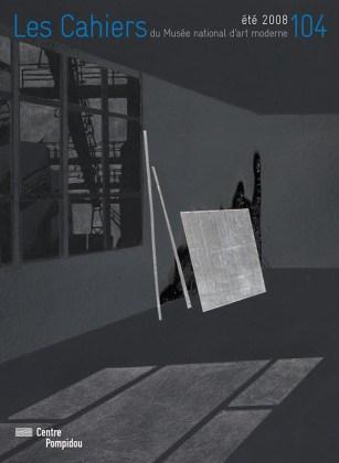 n° 104 des Cahiers du Musée national d'art moderne