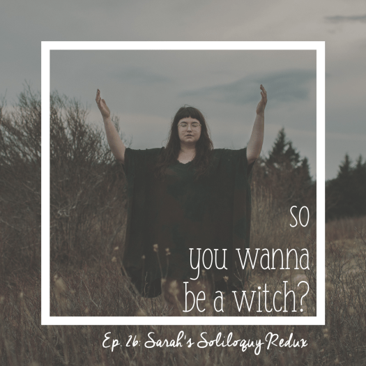 Sarah M. Chappell on So You Wanna Be A Witch