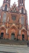 Bialystok red church