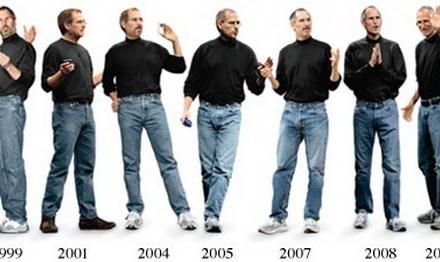 La evolución de Steve Jobs