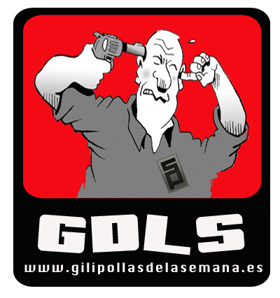 www.gilipollasdelasemana.es