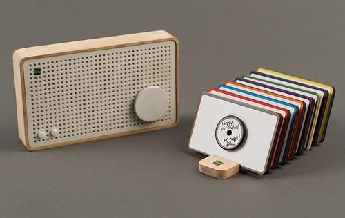 Spotify Box, la caja mágica de Jordi Parra