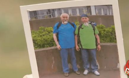 La broma de la cámara de fotos que cambia de sexo y envejece