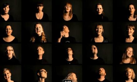 Medley a cappella de hits de los 90's