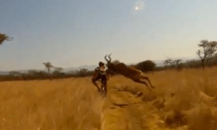 Por ésto es mala idea hacer mountain bike en África