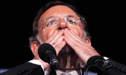 Abróchense los cinturones, comienza la era Rajoy
