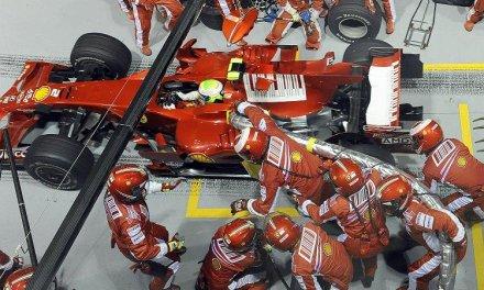 Owned: Massa se llevó la manguera