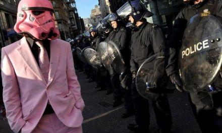 Fotos: Protestas en Londres contra el G20