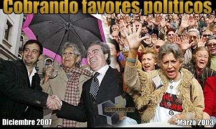 Favores políticos