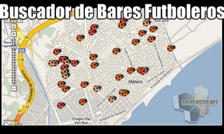El fútbol se ve mejor en el Bar