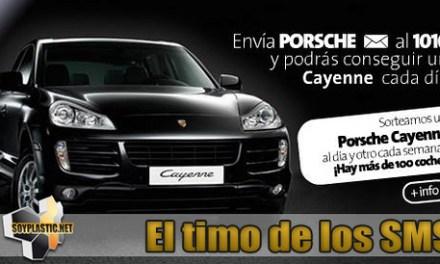 El timo del Porsche de Movistar