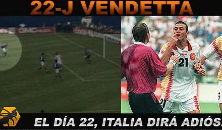 22-J: Vendetta contra Italia