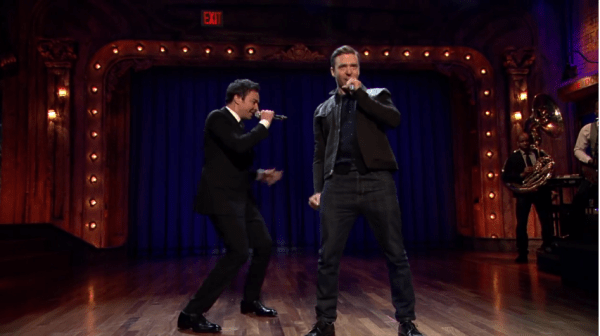 jimmy fallon justin timberlake history of rap