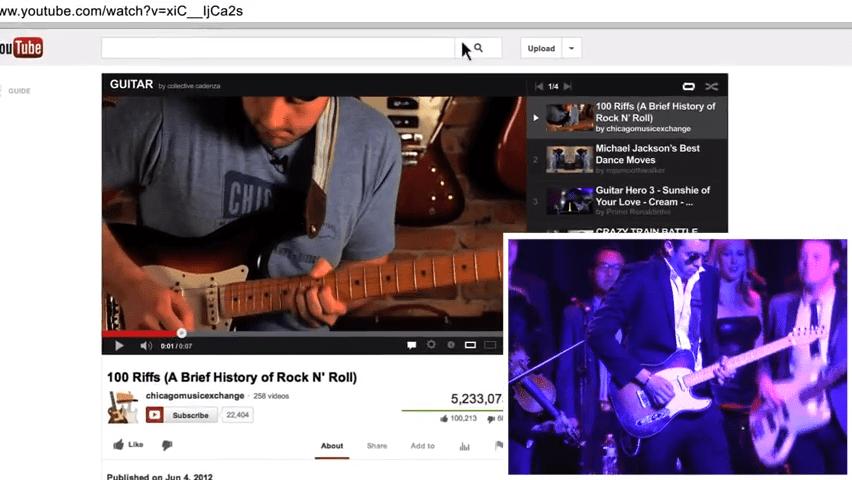 CDZA superan a OK Go como fenómeno en Youtube