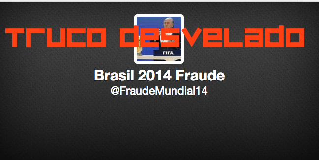 Así hizo su truco @fraudemundial14 y engañó a todo el mundo