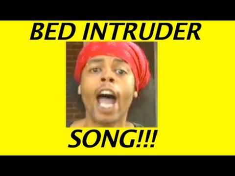 """El fenómeno """"Bed Intruder"""""""