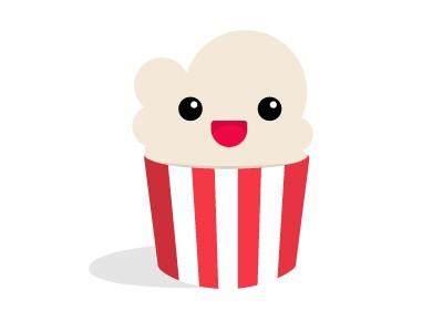 Popcorn Time logo