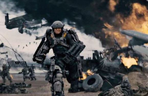 Crítica: Al filo del mañana (Edge of Tomorrow)