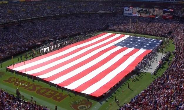 El deporte americano o cómo demostrar que los americanos son genios de la organización